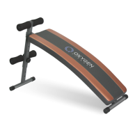 OXYGEN FITNESS ARC SIT UP BOARD Скамья для пресса -