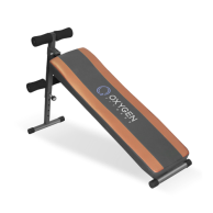 OXYGEN FITNESS FLAT SIT UP BOARD Скамья для пресса -